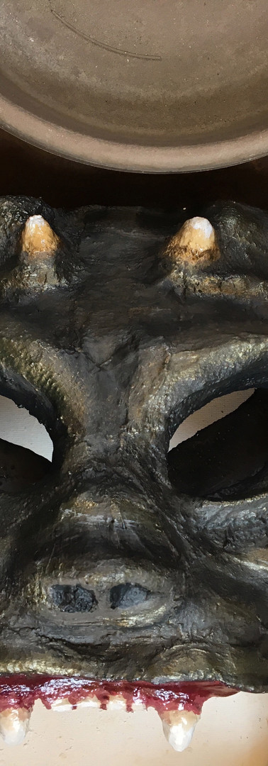 Zuul Mask Construction