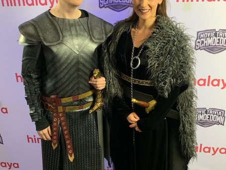 Brienne of Tarth Costume Commission