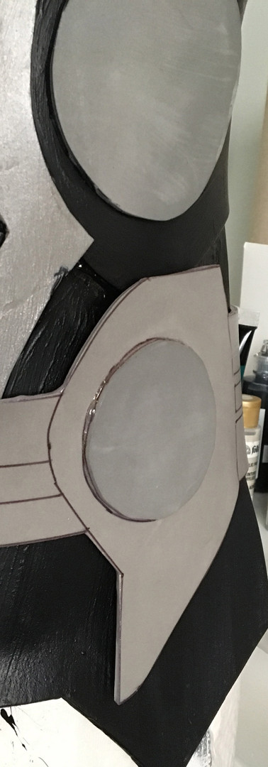Thor/SkeleThor Armor Construction