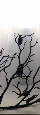 Morrigan Raven Crown