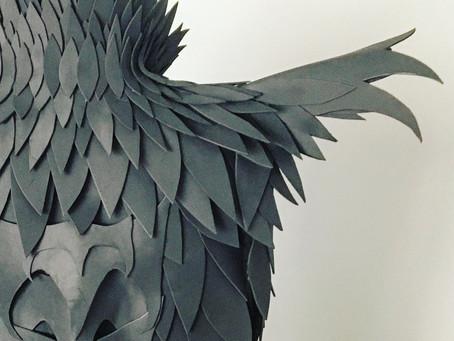 Dragon Scale Jacket Construction