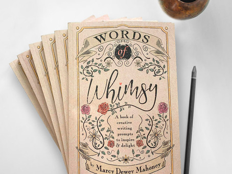 Official Book Launch - Words of Whimsy!