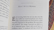 """Boat Hitch Momma"" included in the 2018 NaNo Los Angeles Anthology ""Shadowed Doorways"
