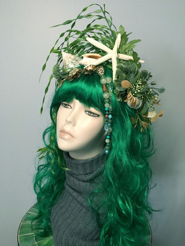 Mystical Mermaid Wig