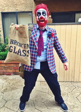 My Terrifying Clown Husband