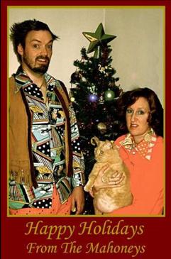 2009 Mahoney Holiday Card