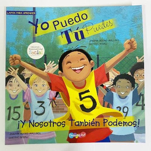 LIBRO EMOCIONAL YO PUEDO C/3 PZ