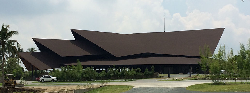 The Holy Family Pavilion at Angefields