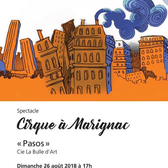 Cirque à Marignac