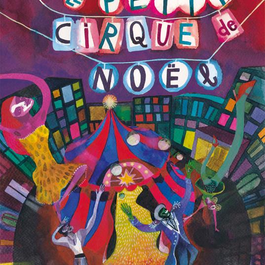 Le Petit cirque de Noël