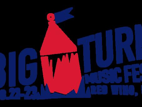 Big Turn Music Fest – 2019.  My Volunteer Experience.