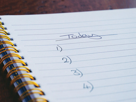 Why You Should Make To-do Lists