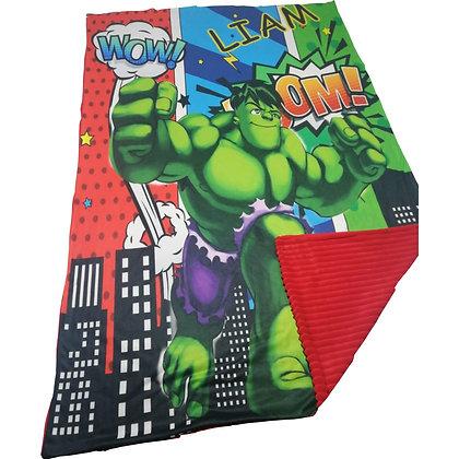 Cobija de Hulk