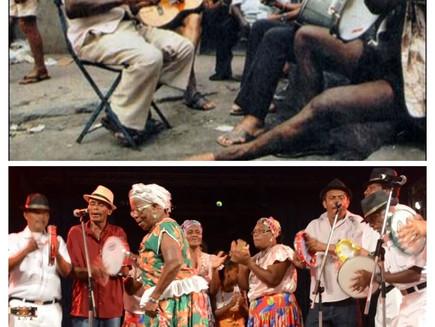 Afinal,o samba é baiano ou carioca?