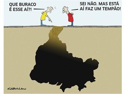 CRÔNICA- BURACOS DO PAÍS