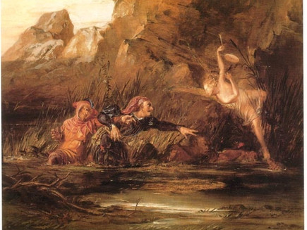 Calibã e Ariel no divã