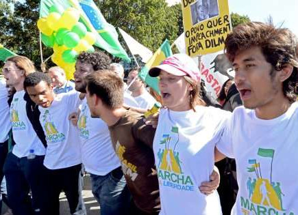 Brasil livre... uma ova!