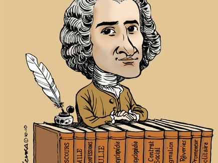 O enigma chamado Rousseau