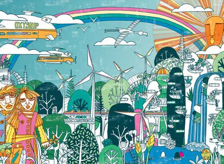 O quão próximos estamos da Utopia?