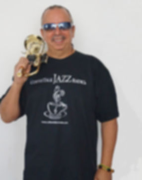 Fran Dominquuez CoffeeTalk Jazz T-Shirts