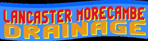 Lancaster Morecambe Drainage Logo.png