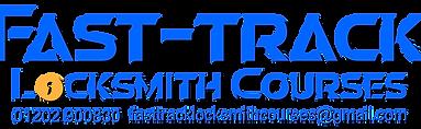 Fast-Track Locksmith Courses logo