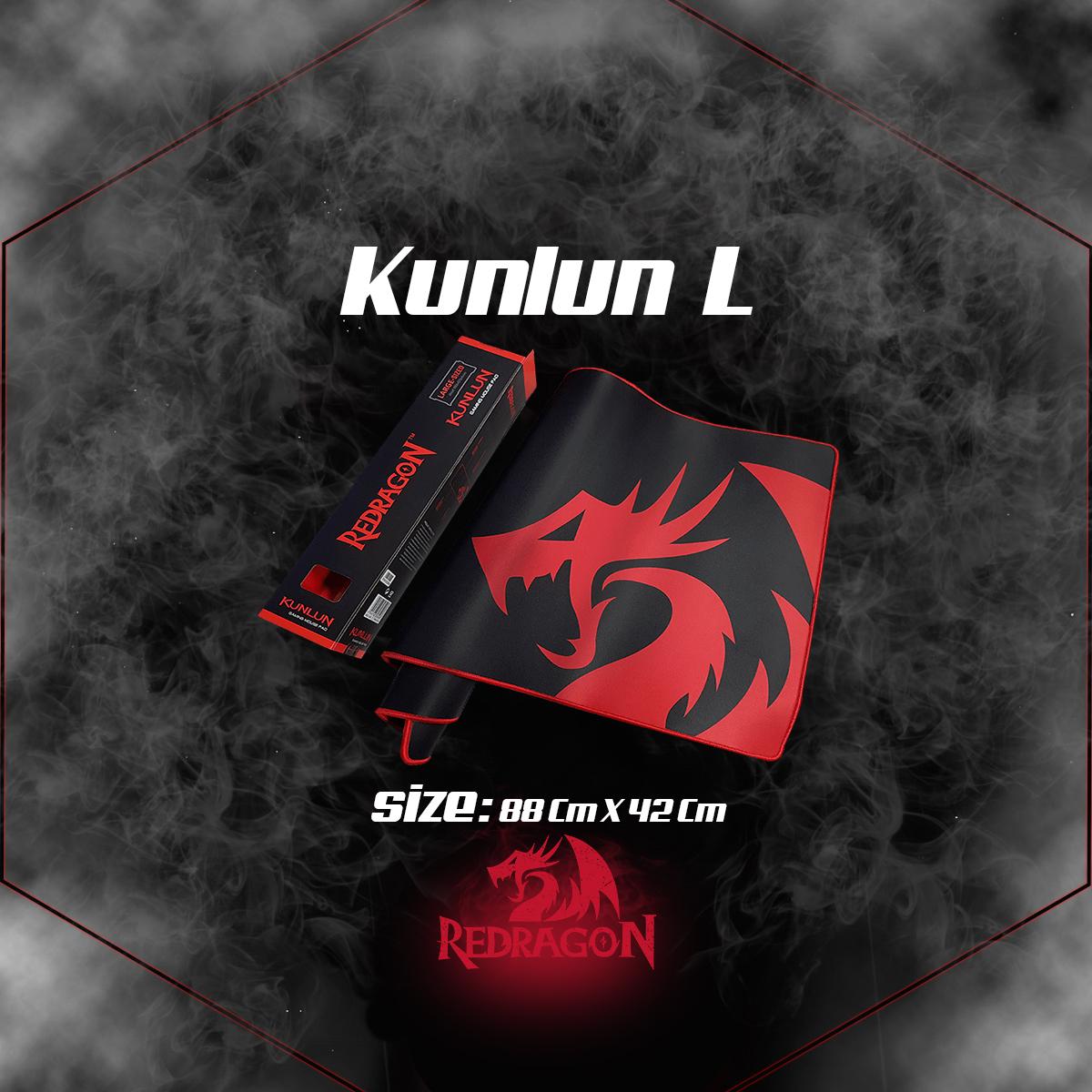 Mousepad KUNLUN L P006 (88 x 42 cm)