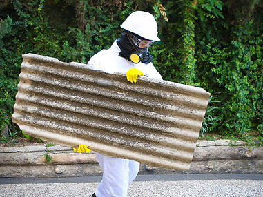 asbestos removal hardifence removal supe