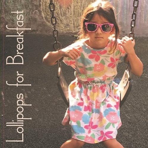Lollipops for Breakfast Album CD