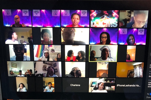 Delta GEMS The Greatest & The Best New York Virtual Close-out Celebration as We Salute Our 2020 Graduates!