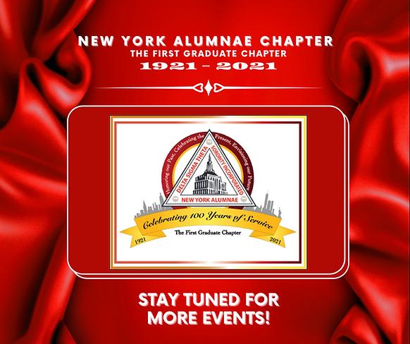 Copy of NYAC Centennial Stay Tuned FB Po