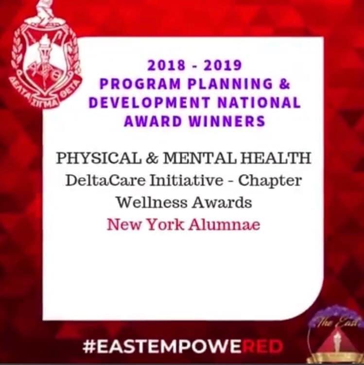 2018-2019 National Award Winner