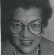 NYAC Past President Ruth Gillman, 1976-1980