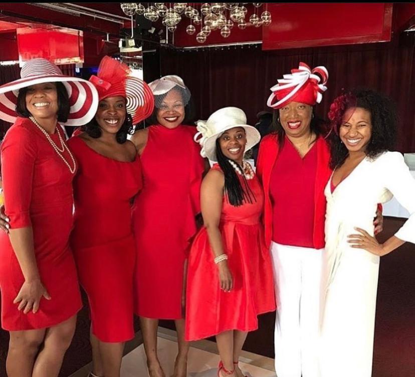 Big Hats & Brims Scholarship Brunch 2017