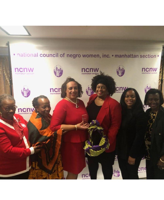 NCNW Manhattan Section