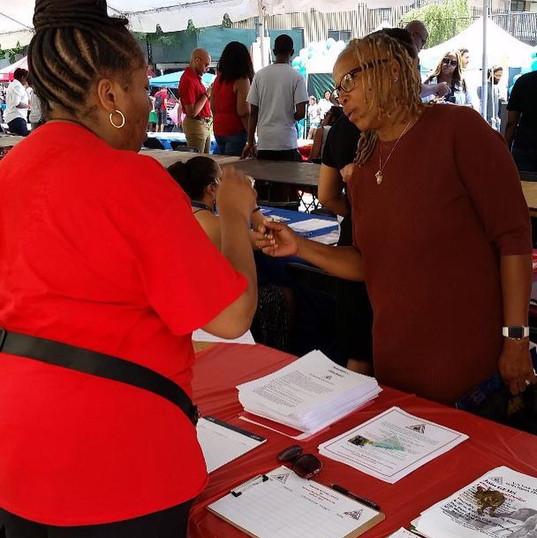 Harlem Week Financial Aid Session
