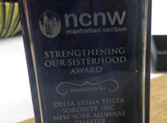 NCNW Manhattan Section