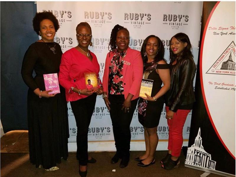 May Week 2019 NYAC Authors
