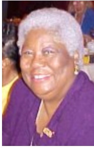 NYAC Past President Martha Williams, 1997-2002  