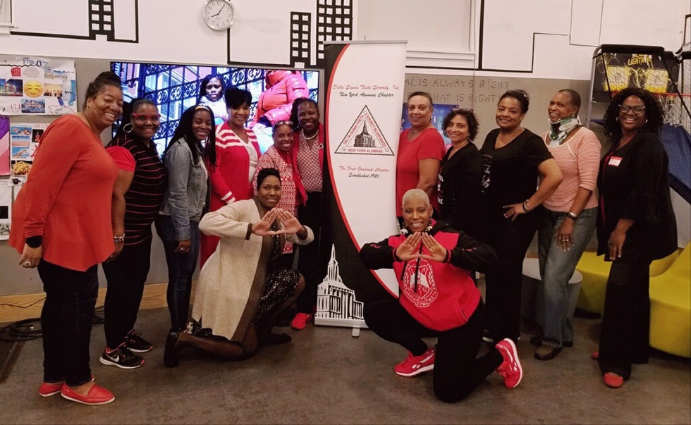 DSTNYAC Delta Gems Open House