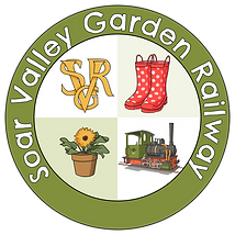 Soar Valley Garden Railway Logo