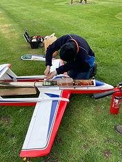 Dave with Boomerang Jet 15 May.jpeg
