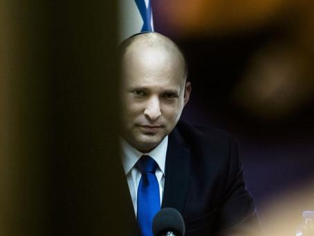 Nový ministerský předseda Izraele