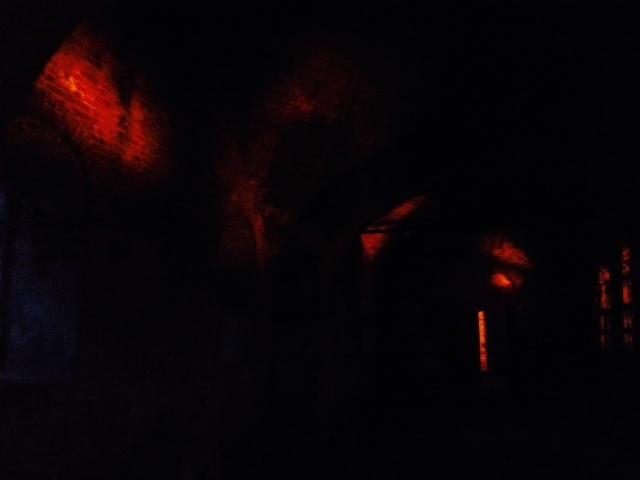 Отблески пламени