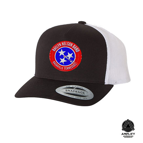 Raelyn Nelson Band 4:20 Trucker hat