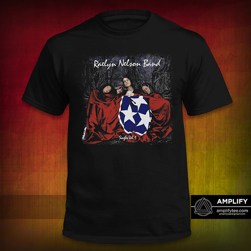 "Raelyn Nelson Band ""Mama Cry"" Single T-shirt"