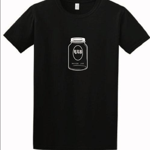 "RNB""Mason Jar"" tshirt"