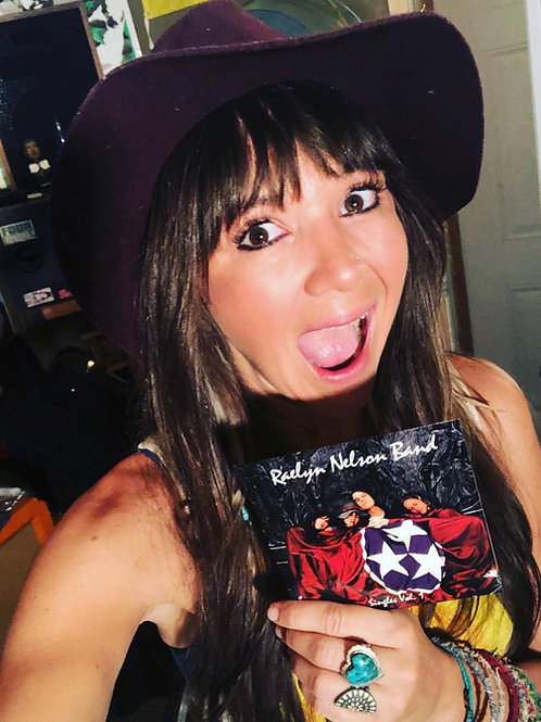 Raelyn Nelson Band Singles Volume 1 EP