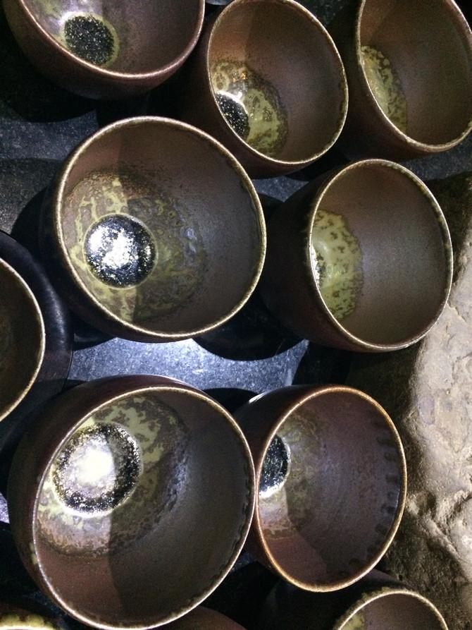 AmazingTaiwanese wood fired ceramics...