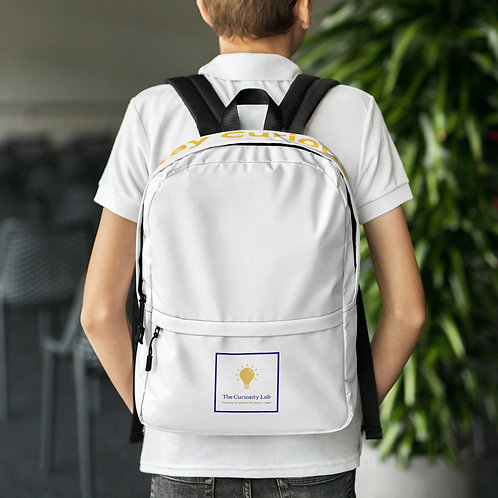 Stay Curious Backpack